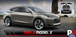 Tesla Model X is getting released and comes with FALCON doors