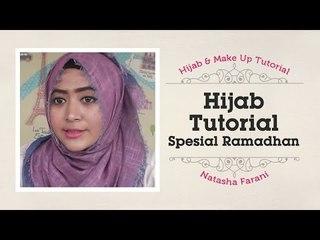 Hijab Tutorial - Natasha Farani Spesial Ramadhan