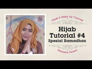 Hijab Tutorial - Natasha Farani Spesial Ramadhan #4