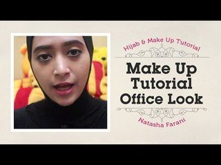 MakeUp Tutorial - Natasha Farani (Office Look)