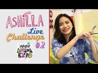 Ashilla - Live Challenge at HelloFest 2014 part #2 
