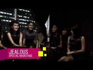 7ICONS Special Backstage - Jealous