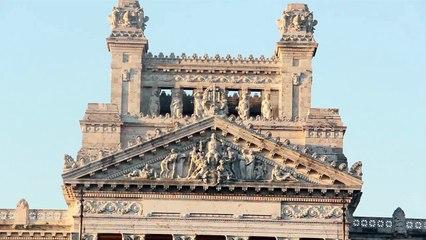 Ciudades - Recorridas por el Palacio Legislativo