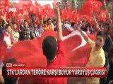 STK'lardan Ankara'da Teröre karşı bayraklı büyük yürüyüş çağrısı