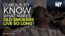 Why Do Some Old Smokers Live Longer Than Non-Smokers?