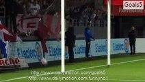 Cristian Battocchio Goal Brest 2 - 1 Lens Ligue 2 14-9-2015