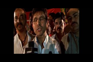Kamaal R Khan joins Samajwadi Party to fight in ELECTIONS