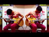 Red Hot Chili Peppers - Dani California Guitar Cover (2 years progression)