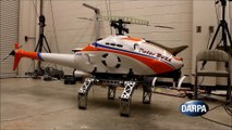 These helicopters will have legs of dragonfly thanks to robots!