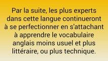 Apprendre le vocabulaire anglais, Anglais facile vocabulaire, Vocabulaire indispensable anglais