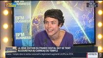 France Digitale veut faire du numérique un atout majeur pour l'économie: Marie Ekeland -15/09