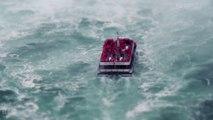 Nano Niagara Falls (Time-lapse, Tilt-shift, 4k)