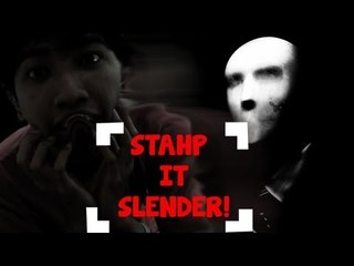 Robotic Slenderman? - (Garry's Mod - Stop It Slender)