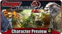 GUILD WARS 2 | Waldläufer (Ranger / Archer) Mit Killer Tiger-Pet Preview Gameplay [2015 / MMORPG]