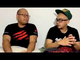 ABUGET: in bed with pak Bram (gaming moment 2014)