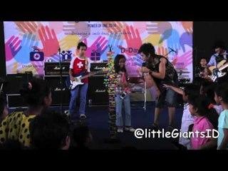 Little Giants - Cherrybelle (Medley) LIVE @GOR OTISTA