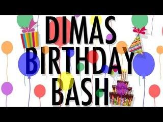 Dimas 'LastChild' 25th Birthday Bash