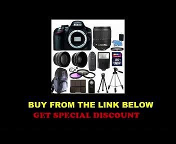 SALE Nikon D3200 Digital SLR Camera Black  | camera lens nikon | best camera lenses for canon | camera lenses price
