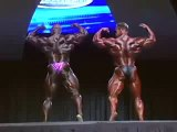 Jay Cutler VS Ronnie Coleman final Mr Olympia!