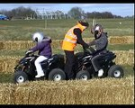 Quad Bike Riding Days & Quad Biking Parties - Essex Outdoor Activities, The Secret Nuclear Bunker.