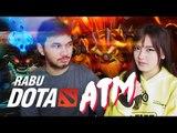 Rabu Dota ATM - Eps 4: Earthshaker dan Spirit Breaker Adu Jantan (with DonnaVisca & Monang)