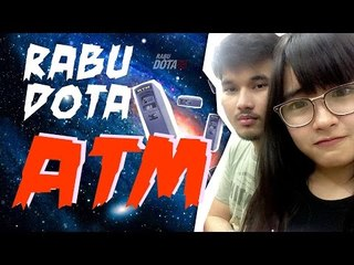 Rabu Dota ATM - Eps 3: Weaver Paling Fail Sedunia (with DonnaVisca & Monang The Prime)