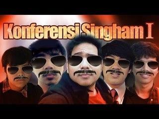 Konfrensi Singham With Eno Bening - #Staycleanandsound