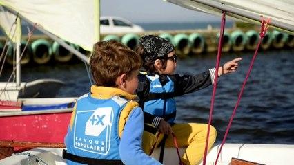 Activité EFVoile : Jeunes Enfants