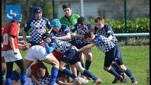 Coupe du monde de rugby - A l'école de rugby (épisode 1)