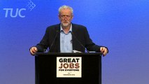 Jeremy Corbyn brands Tories 'poverty deniers'