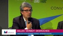 """""""Ce qui est bon pour l'Afrique est bon pour l'économie mondiale"""" (Gilles Vermot Desroches, Schneider Electric)"""