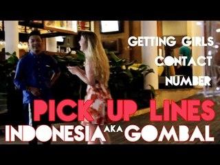 Kenalan Dengan Rayuan Gombal | PICK UP LINES (INDONESIA)