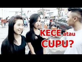 Cowok KECE atau CUPU? | Asking Bandung Girls #2