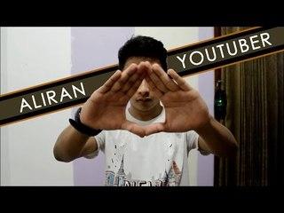 Youtubers | Aliran Youtuber MY FIRST VLOG #1