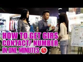 CARA DAPETIN NOMOR CEWEK DALAM 1 MENIT | Getting Phone Number Easily