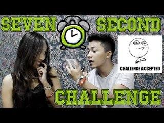 7 SECOND CHALLENGE // IHSANAGAZ & Minyo33  (INDONESIA)