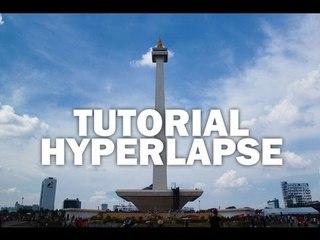 Tutorial Hyperlapse Bersama Koharo (Part 1) English Subs