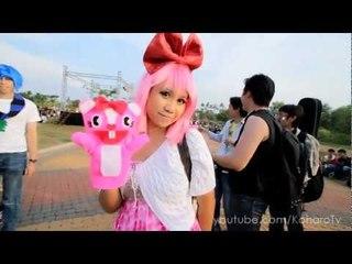 TEASER Cosplay at Gelar Jepang UI - (KoharoFly)