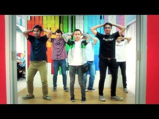 Koharo Dance at Office