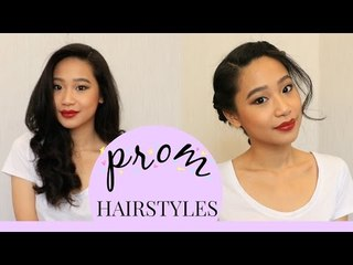 MAY PROM SERIES : Prom Hairstyles! [Bahasa Indonesia]