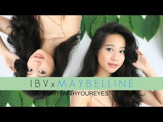 Maybelline x IndoBeautyVlogger: Eyemazing Cheerful! (Simple SUMMER look) + MINI REVIEW