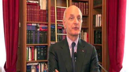 Didier Migaud présente le rapport 2015 sur la sécurité sociale