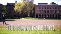 magnus effect - hiệu ứng magnus