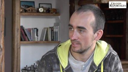 David de Rueda, explorateur urbain
