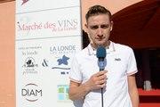 Marché des Vins La Londe Les Maures 2014 - Interview Nans Malausse - 720p