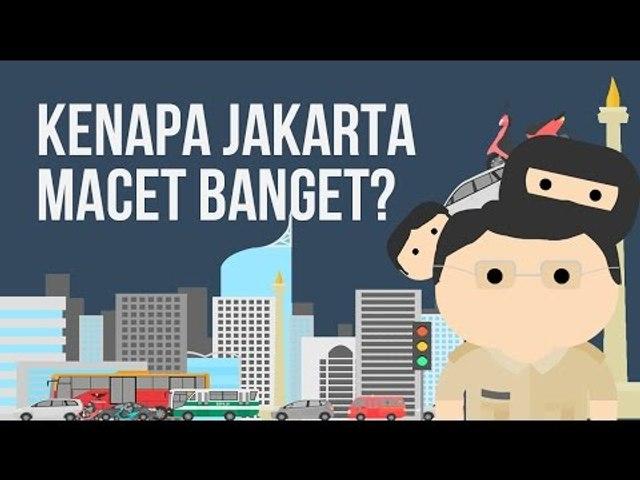 Kenapa Jakarta Macet Banget?