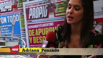 Adriana Pensado vaciló su reinado Cyzone