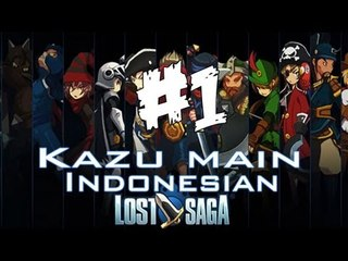 HAH ! Lucky Me ! - Lost Saga Indonesia #part 1