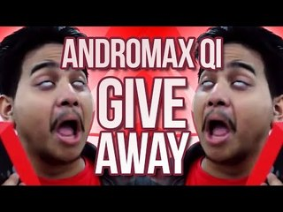 Apik Unboxing - Andromax Qi (GIVEAWAY FOR SINGHAM)