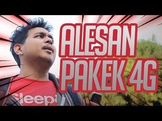 Ngampus - 5 Alasan Mahasiswa Butuh 4G feat KoharoTV #GoForIt